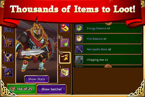 Arcane Legends MMO-Action RPG  screenshots 6