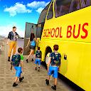 City School Bus Driving Simulator :Coach Bus Games