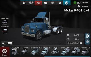 Grand Truck Simulator مهكرة