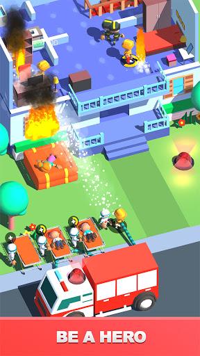 Idle Firefighter 1.0.4 screenshots 2