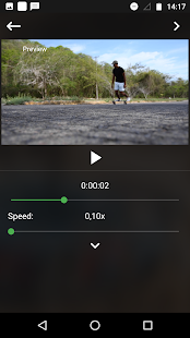 Video Velocity - Fast And Slow Motion Video 1.2.1 Screenshots 2