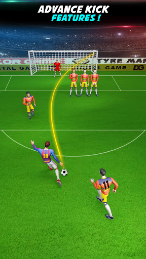 Football Kicks Strike Score: Soccer Games Hero  screenshots 1