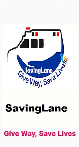 savinglane : lifesaver - give way, save lives screenshot 1