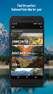 National Park Trail Guide 3.7.0