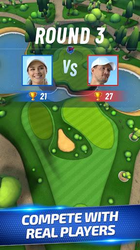 Golf Royale: Online Multiplayer Golf Game 3D  screenshots 2