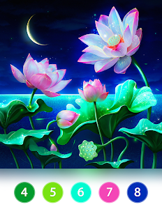 Coloring Fun : Color by Number Games screenshots 23