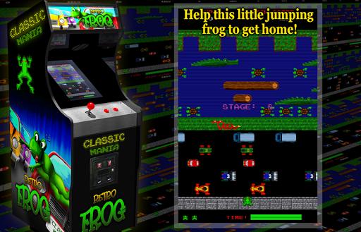 Retro Jumping Frog 1.47 screenshots 6