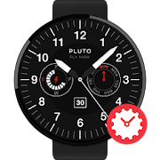 Fly High watchface by Pluto