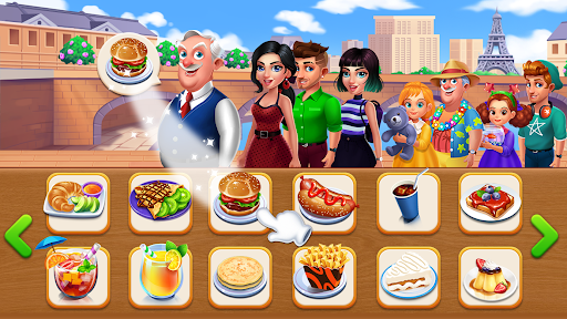 Cooking Truck - Food truck worldwide cuisine screenshots 6