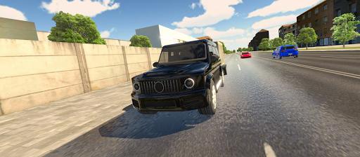 Europe Car Driving Simulator 1.6 screenshots 1