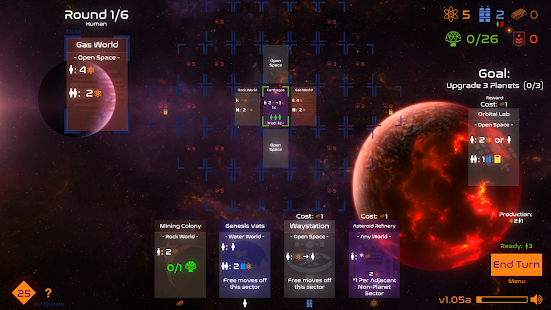 Скриншот №3 к Solar Settlers