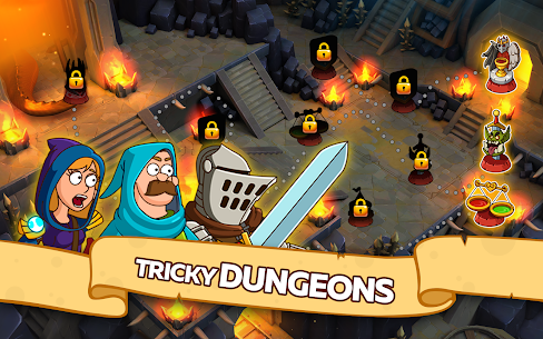 Hustle Castle Medieval Games In The Kingdom Kale ve Klan Kazanma Hileli Apk Güncel 2021** 4