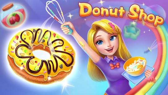 Donut Maker: Yummy Donuts 8