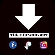 Video Downloader for Facebook,Instagram