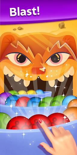 Violas Quest: Marble Blast Bubble Shooter Arcade 3.041.10 screenshots 1
