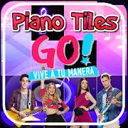 Piano Tiles Go! Vive A Tu Manera