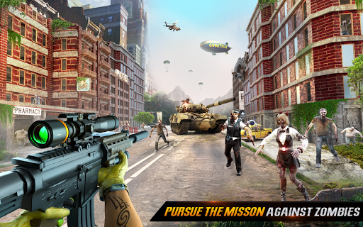 Real Sniper Shooter: FPS Sniper Shooting Game 3D 55 Screenshots 21
