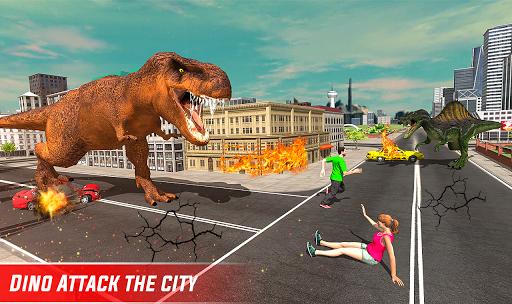 Monster Dino Vs King Kong-City Rampage Simulator 1.0.3 screenshots 7