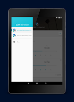 screenshot of Quiet for Gmail