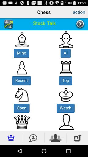 Code Triche Chess Talk (Astuce) APK MOD screenshots 1