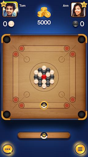 Code Triche Carrom Pool (Astuce) APK MOD screenshots 5