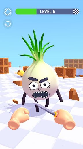Hit Tomato 3D: Knife Throwing Master screenshots 9