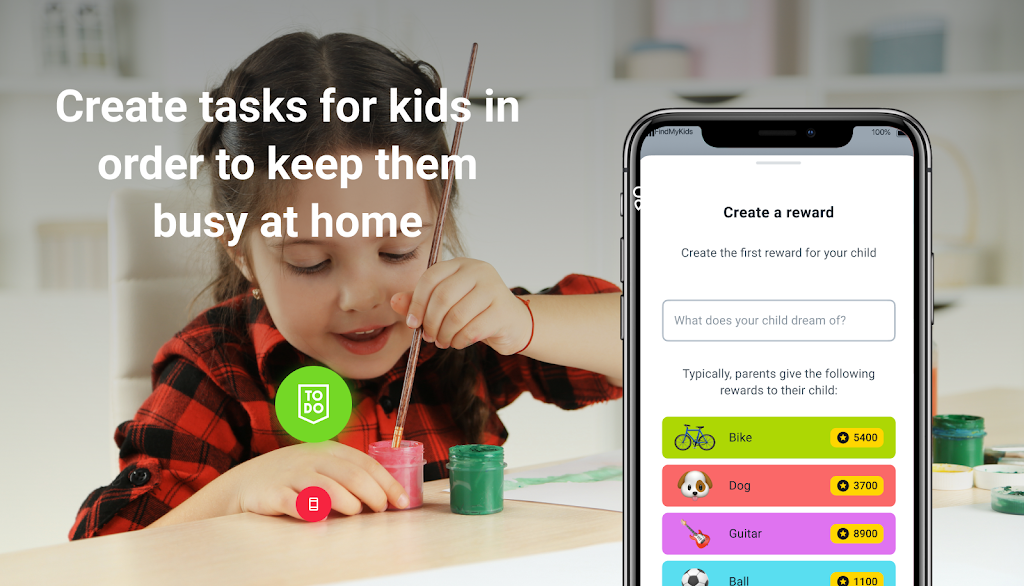 Find My Kids: Child Cell Phone Location Tracker  poster 1