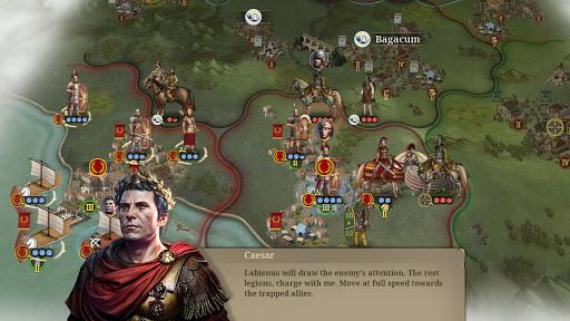 Great Conqueror: Rome - Civilization Strategy Game  screenshots 3