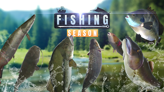 Fishing Season River To Ocean Mod Apk 1.8.29 [Unlimited money] 1