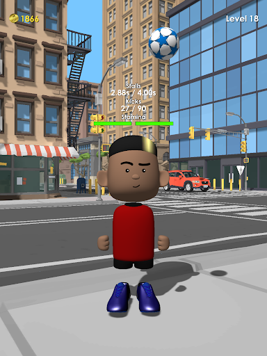 The Real Juggle - Pro Freestyle Soccer 1.3.12 Screenshots 8