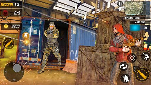 Special Ops FPS Survival Battleground Free-fire 1.0.10 Screenshots 4