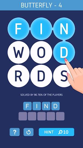 Word Spark - Smart Training Game  screenshots 1