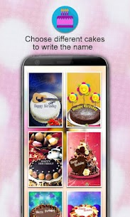 Name On Birthday Cake For Pc – Install On Windows And Mac – Free Download 5