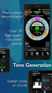 Free TonalEnergy Tuner and Metronome 5