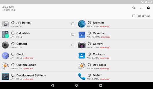 UnApp — Batch Uninstall Multiple Apps, Uninstaller