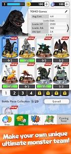 GODZILLA BATTLE LINE 1.1.3 MOD APK (Menu Mod, No Card Cost) 2