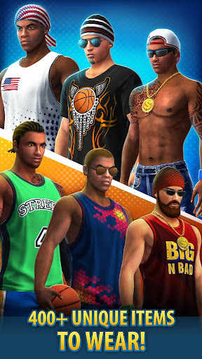 Basketball Stars screenshots 5