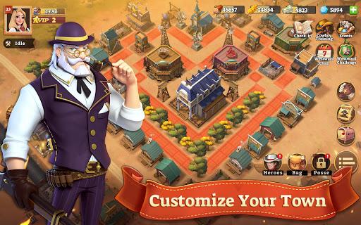 Wild West Heroes apkpoly screenshots 5