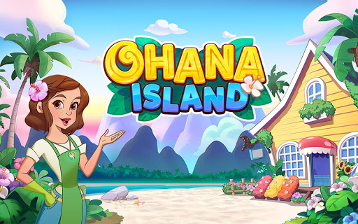 Ohana Island: Blast flowers and build 1.5.9 screenshots 20