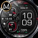 MD275 - Premium Digital Watch Face Matteo Dini MD