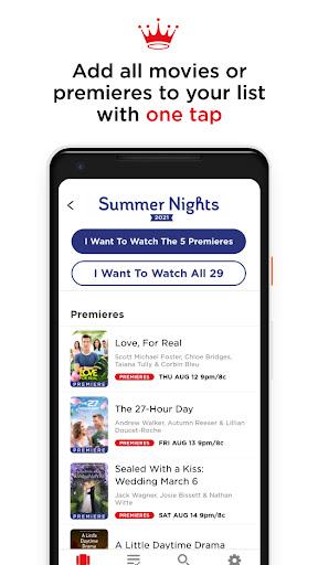 Hallmark Movie Checklist android2mod screenshots 3