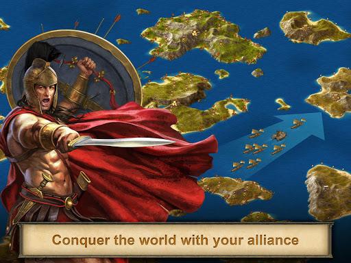 Grepolis - Divine Strategy MMO apkmr screenshots 8