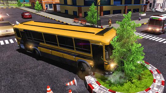 Bus Driving Simulator 5
