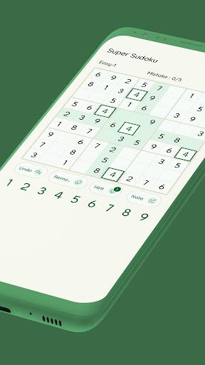 Sudoku - Free Sudoku Puzzles 1.7.7 screenshots 9