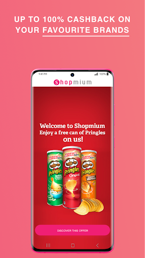 Shopmium - Exclusive Offers  screenshots 5