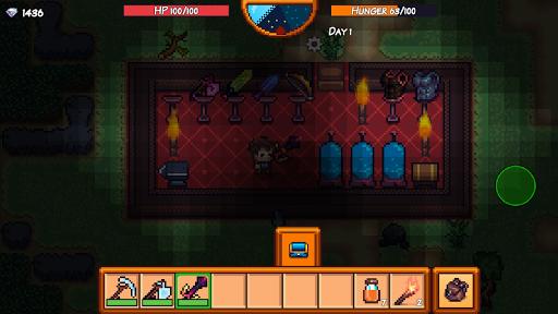Pixel Survival Game 3 apkpoly screenshots 2