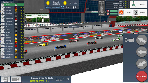 Race Master MANAGER  screenshots 9