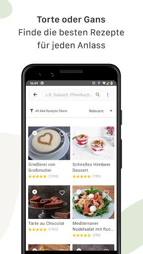 Chefkoch - Rezepte & Kochen apktram screenshots 3