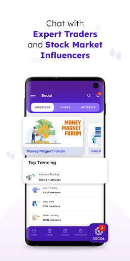 StockGro - Making Investment Social android2mod screenshots 6