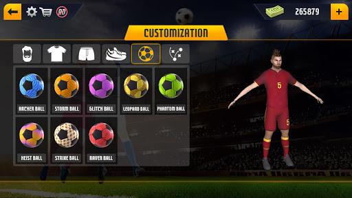 Real Soccer Strike: Free Soccer Games 2021 1.0.0 screenshots 8